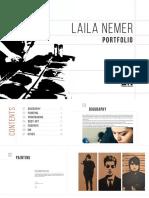 Laila Nemer Portfolio