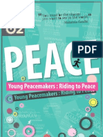 AYM Newsletter - Young Peacemakers Riding to Peace_June-August 2010