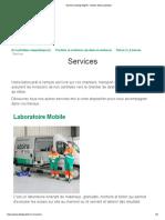 Services _ Lafarge Algérie - Ciment, Béton, Granulats