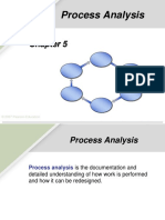 Chapter 4 --- Process Analysis