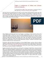 Africa at LSE – the Tiger and the Dragon_ a Comparison of Indian and Chinese Investments in West Africa's Oil Industry