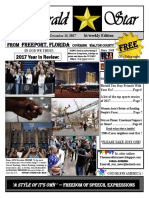 The Emerald Star News - December 28, 2017 Edition