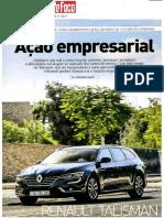 "RENAULT TALISMAN SPORT TOURER dCi 13O EXECUTIVE NA ""AUTO FOCO"""