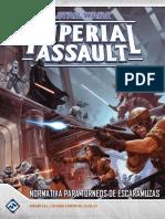 Torneo Escaramuza imperial assault