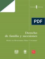 Derecho de Familia y Sucesiones - María de Monserrat Pérez Contreras