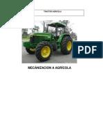 Separata Tractor Agricola