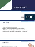 Enterocolitis necrosante