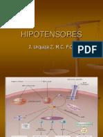 Hipotensores y Diureticos