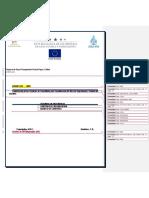 TDR Consultor Coordinador PAPSAC 2017 2018 Con Enfoque de Genero GEF