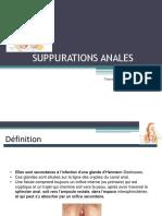 Abcès Et Fistules Anales
