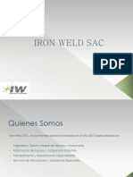 Presentacion - Iron Weld Sac