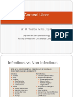 (KAMIS 21-12-17) Corneal Ulcer Dr Yusran
