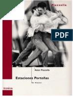 Estaciones Porteñas - Astor Piazzolla