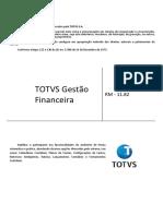 TOTVS Gestão Financeira