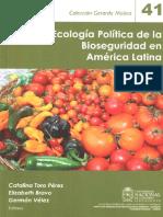La Ecologia Politica de La Bioseguridad