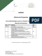Guía Metodológica Para La Gestión de Proyectos