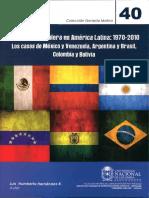 La Politica Petrolera en America Latina