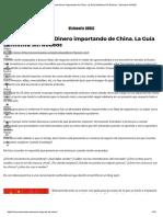 Como Ganar Buen Dinero Importando de China