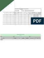 Formato de Matriz de Riesgos - Copia