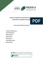 Cuadernillo El Proceso de Ambientación Universitario
