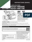 Gy-hm200 170en Basic