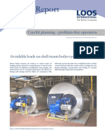 Avoidable Loads on Shell Steam Boiler Systems