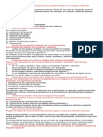 Cuestionario Procesal Civil La Prueba