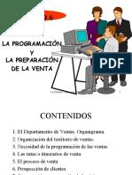 u6 Laprogramacion y la preparaciondelaventa