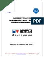 Maruti Suzuki 16S517