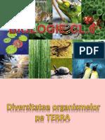 Lectia 1.Diversitatea Organismelor.