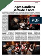 Une nuit de maraude à Nice