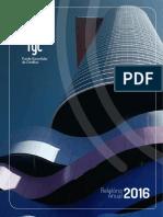 Relatorio Admin FGC 2016