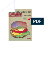 Cabezas Ed. - La Increíble Historia Del Instituto de Computación en 24 e.mails