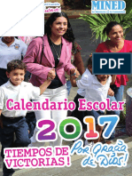 Mined Calendario Escolar 2017