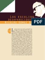 Los escolios desaparecidos de Nicolás Gómez Dávila, Michael Rabier.pdf