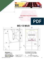 Plan Ms-18 Mkii Mkiii