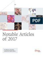 NEJM Notable Articles 2017