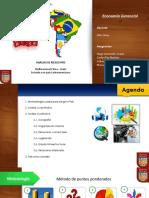 Análisis Riesgo País-Ecuador, Uruguay y Brasil