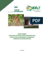 Asociacion Productores Agroforestales Flor de Cacao San Buenaventura