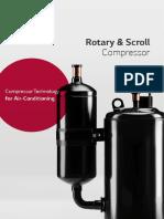 Aircon Compressor 1207