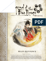 L5R LCG Rules Reference - V11