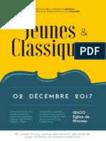 Jeunes Et Classiques A3 Poster HD (1)