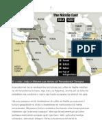 Si u nda Lindja e Mesme pas rënies së Perandorisë Osmane.docx