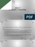 Mesa 7