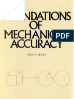 Foundations of Mechanical Accuracy by Wayne R Moore - 1970