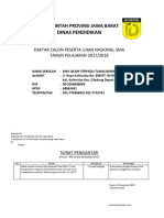 Cover & Daftar Isi Un Sma