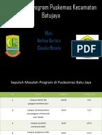 10 Masalah Program PKM BATUJAYA.ppt