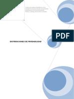 D Istribuciones de Probabilidad Santiago de La Fuente