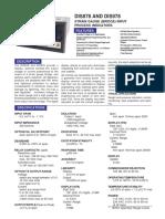 DIS878 DIS978 Catalog Page