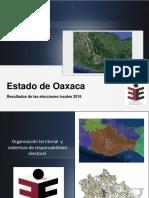 RESULTADOS ELECCION 2016